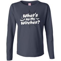 What's Up My Witches Halloween T-shirt