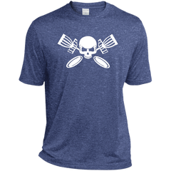Disc Golf Crossbones T-shirt