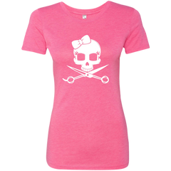 Hairstylist Crossbones T-shirt