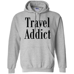 Travel Addict T-shirt