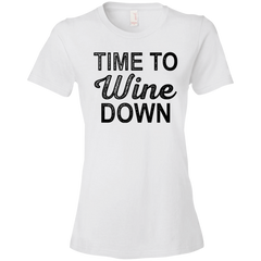Time To Wine Down T-shirt