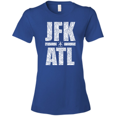 JFK to ATL Travel T-shirt