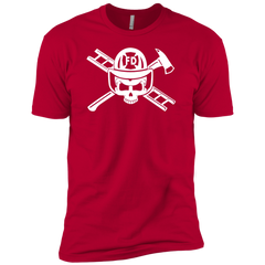 Firefighter Crossbones T-shirt