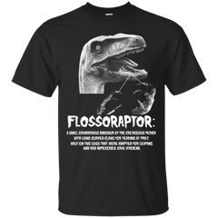 Flossoraptor Dental Ladies T-shirt