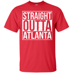 Straight Outta Atlanta T-shirt