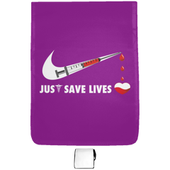 Just Save Lives Nurse Shoulder Bag