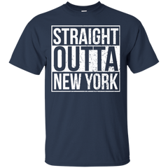 Straight Outta New York T-shirt