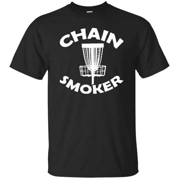 Chain Smoker Disc Golf T-shirt