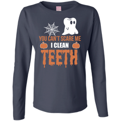 You Can't Scare Me I Clean Teeth Dental Hygienist T-shirt