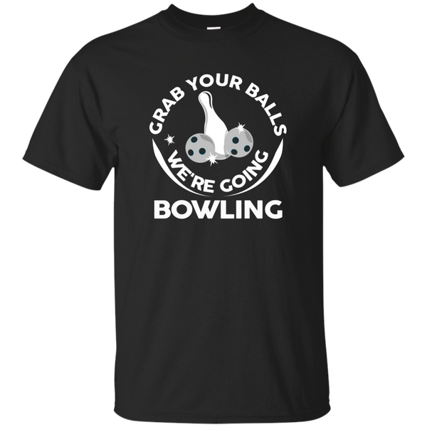 Grab Your Balls Bowling T-shirt