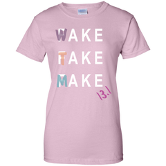 Wake Take Make 13.1 Half Marathon