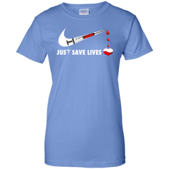 Just Save Lives Nurse T-shirt