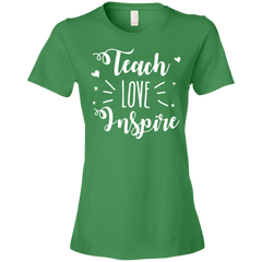 Teach Love Inspire T-shirt