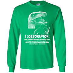 Flossoraptor Dental Men's T-shirt