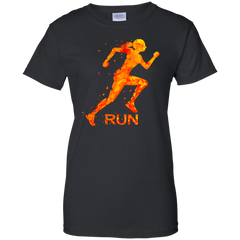Polygonal Running Shirt