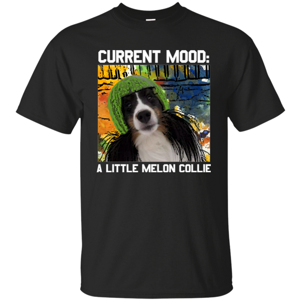 Current Mood A Little Melon Collie T-shirt