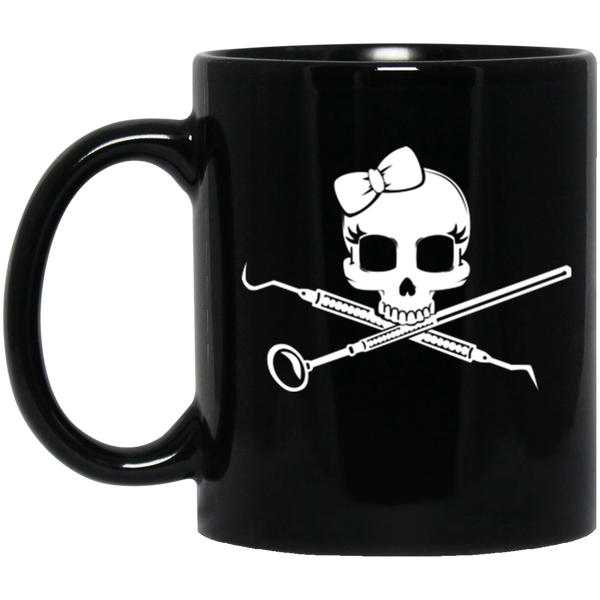 Dental Crossbones Coffee Mug