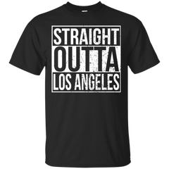 Straight Outta Los Angeles T-shirt