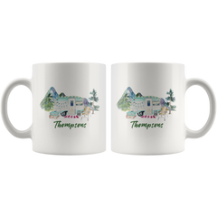 Personalized Camper Mug