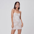 Cheyenne Lace Mini Dress by For Love & Lemons