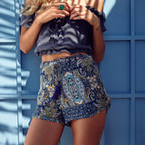 Capri Shorts by Le Salty Label