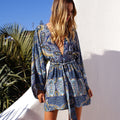 Samsara Kimono Mini by Le Salty Label