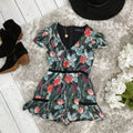 Botanics Playsuit by MINKPINK