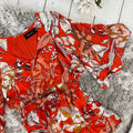 Orange Blossom Playsuit by MINKPINK