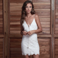 Private Beach Mini Dress by The Jetset Diaries