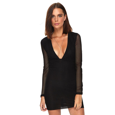 Mellina Bodycon Dress by Motel Rocks