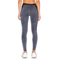 Garter Legging in Graphite Wash by Blue Life Fit