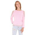 Wren Sweater in Perle by Rove Swimwear