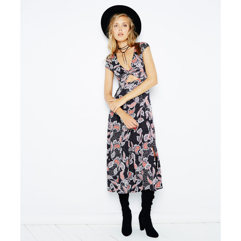 Fleetwood Midi Dress by MINKPINK