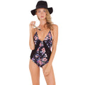 Paris One Piece in Wild Orchid by Rove Swimwear