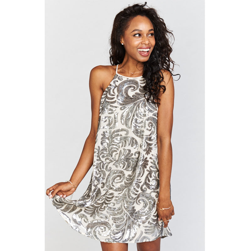 Gomez Mini Dress by Show Me Your Mumu