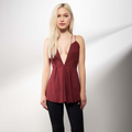 Peplum Cami by Kendall + Kylie