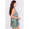 V Right Back Mini Dress by Show Me Your Mumu