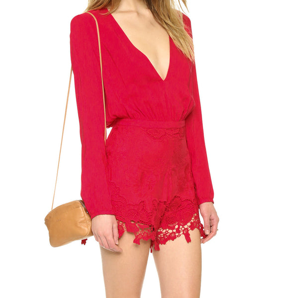 Island Time Romper by The Jetset Diaries