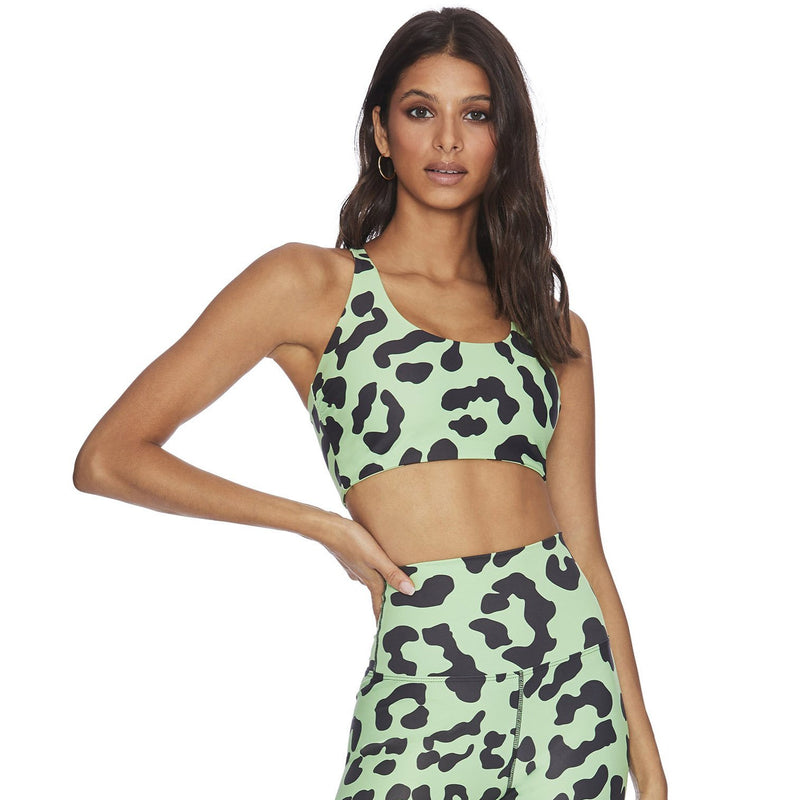 Green Leopard Rocky Top by Beach Riot