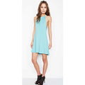 Scotty High Neck Mini Dress by Michael Lauren