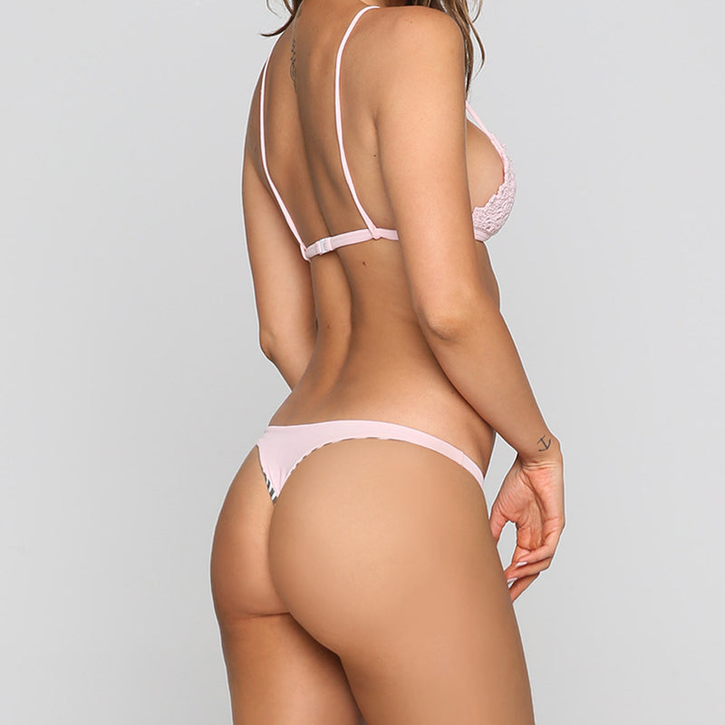 Bridgette Bottom in Perle by Rove Swimwear
