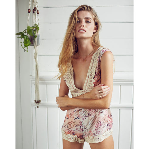 Wild Thing Teddy Playsuit by Somedays Lovin'