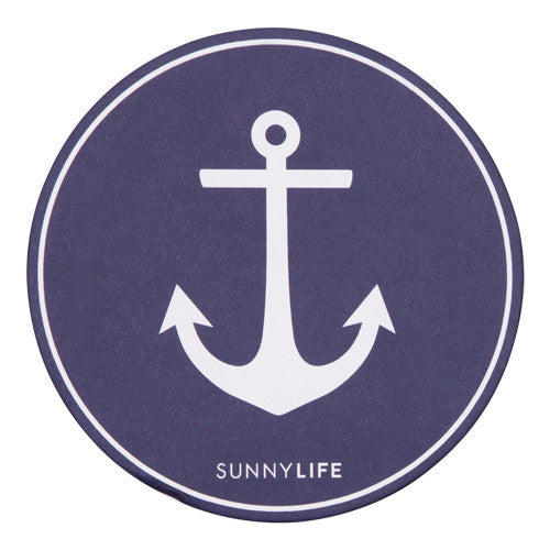 Anchor Coasters by Sunnylife