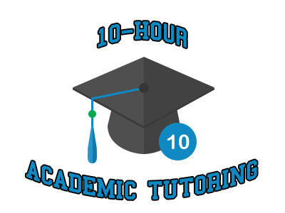 10-Hour Academic Tutoring Discount Package