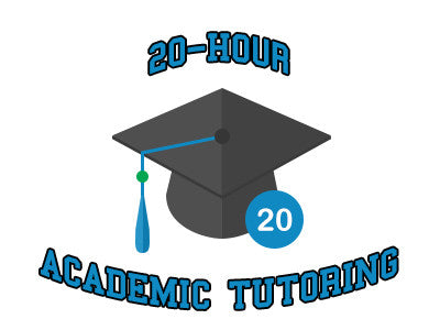 20-Hour Academic Tutoring Super Discount Package