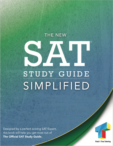 The SAT Study Guide Simplified