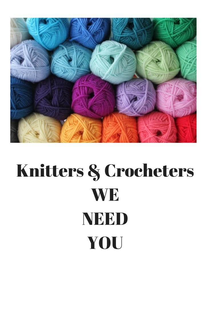Why I joined The Knitting and Crochet Guild