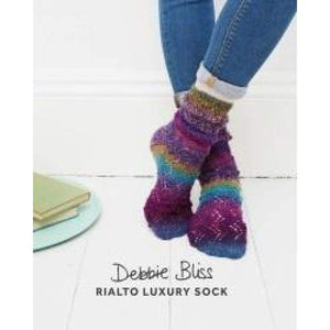 Debbie Bliss Bobble Lace Sock Pattern DB079 - Patterns