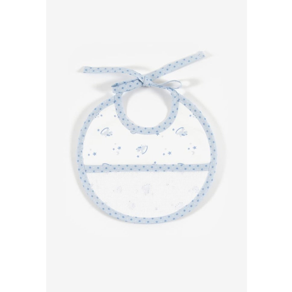DMC Birth Bib Baby Stars - Craft
