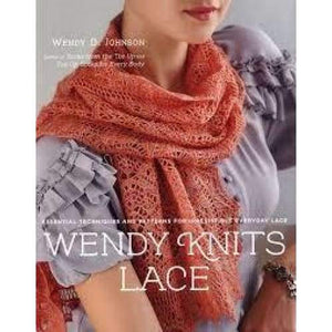 Wendy Knits Lace - book